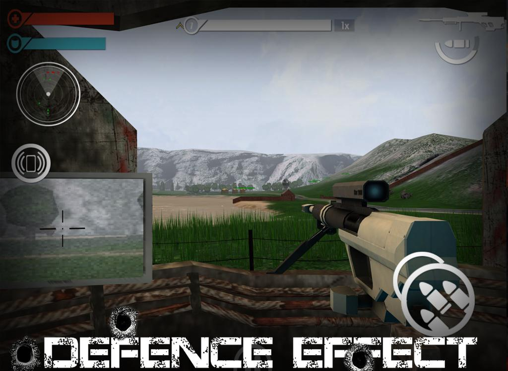 Defence Effect HD - screenshot
