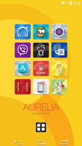 Aurelia Icons Theme v1.0.7
