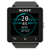 Timeline clock Smartwatch 2