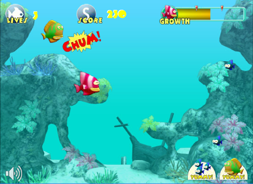 玩免費家庭片APP|下載เกมส์ปลาใหญ่กินปลาเล็ก app不用錢|硬是要APP