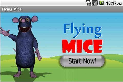 Flying Mice- screenshot