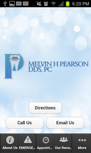 Melvin H Pearson