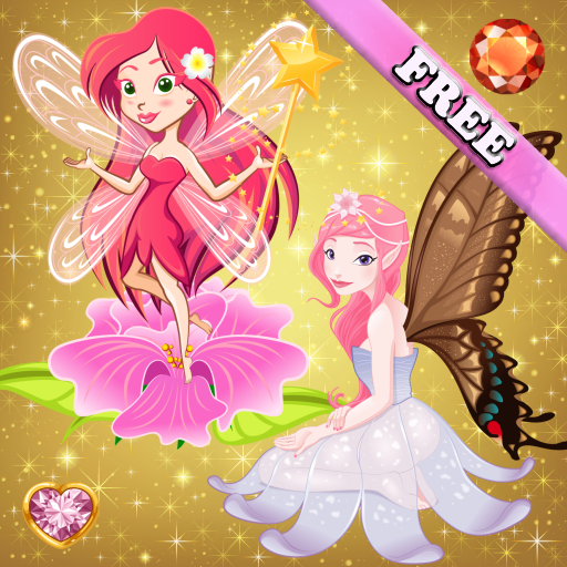 Fairy Princess for Toddlers - Fairy Games