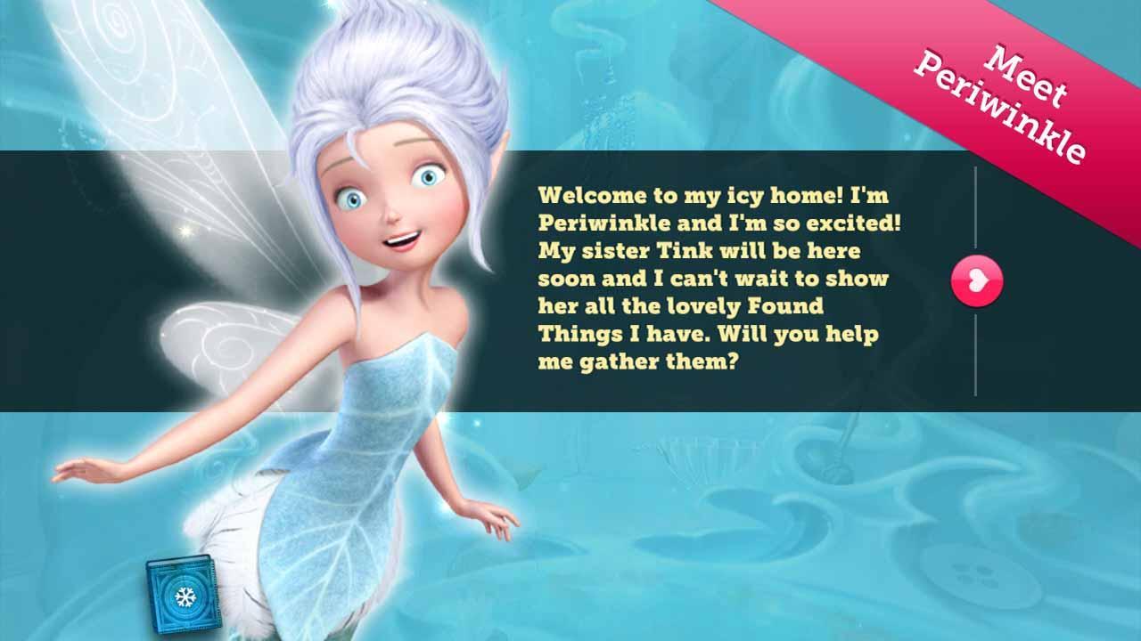 Disney Fairies: Lost & Found screenshot #4