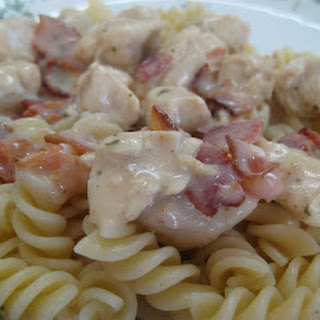 Creamy Ranch Chicken.