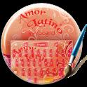 Amor Latino Keyboard icon