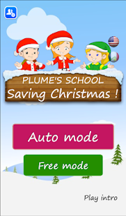 Plume's school - Christmas- screenshot thumbnail