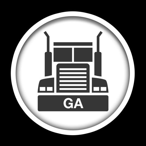 Georgia CDL Test Prep LOGO-APP點子
