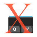 No Fullscreen Keyboard Xposed icon