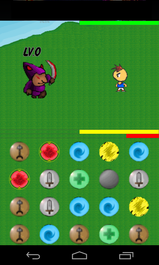 Monster Killer ( Puzzle RPG )- screenshot