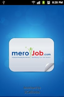 MeroJob.com- screenshot thumbnail