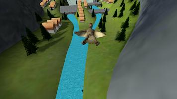 Screenshot of Wingsuit Lite