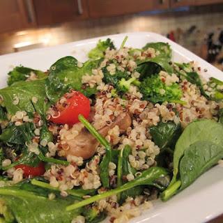 Quinoa Veggie Scramble