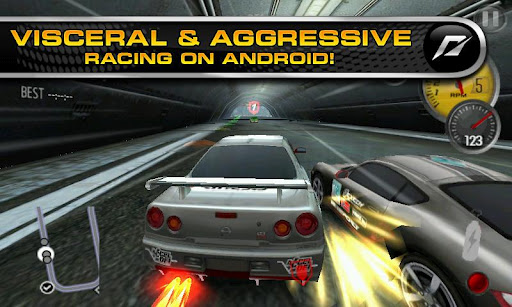 apk Need for Speed Shift THD v2.0.21 Android