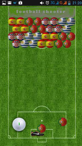 足球球射手