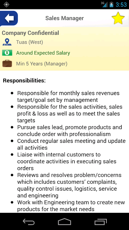 jobstreet android apps on play