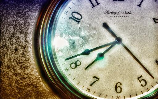 The Simple Analog Clock