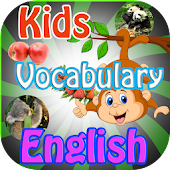 Kids English Vocabulary Pro