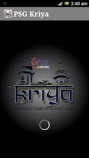 PSG Kriya - screenshot thumbnail