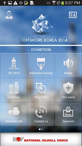 Offshore Korea 2014