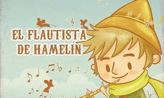 Screenshot of El Flautista de Hamelin