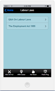 Labour Laws Malaysia MIHRM- screenshot thumbnail