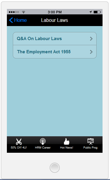 Labour Laws Malaysia MIHRM- screenshot