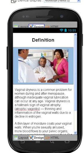 【免費醫療App】Vaginal Dryness Information-APP點子