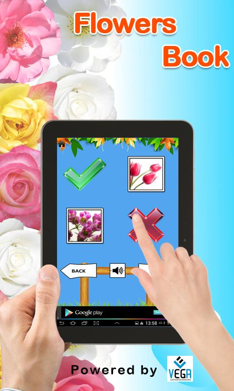 Flowers Book- screenshot