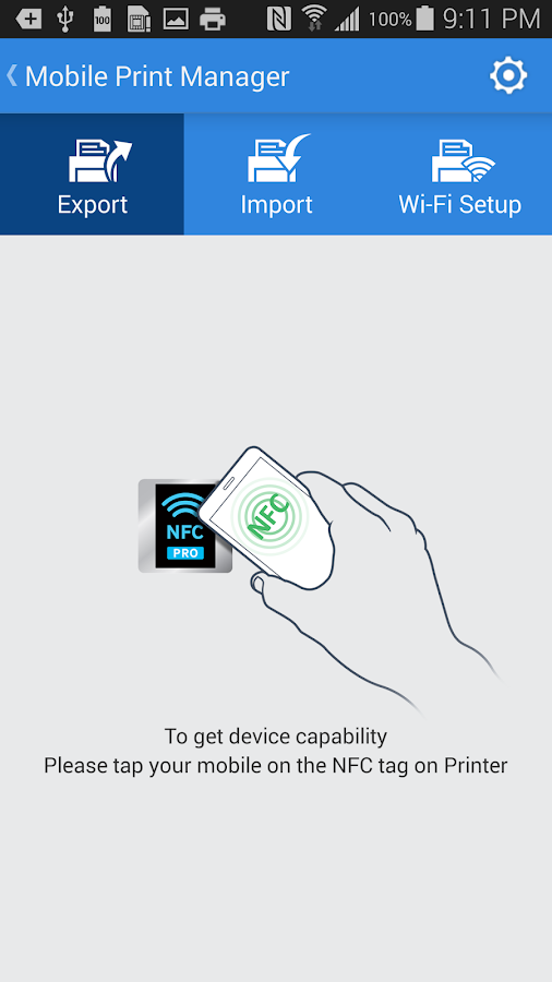 how to connect samsung c460 printer to wifi