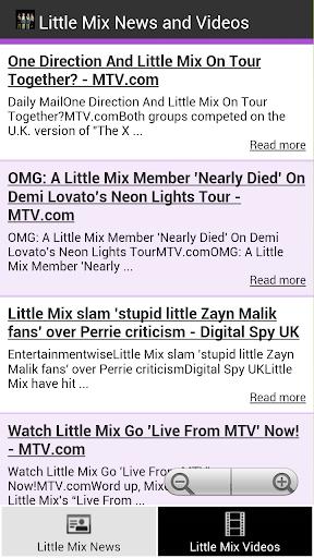 Little Mix News Videos