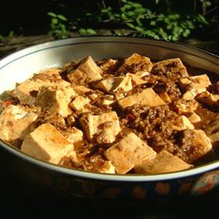 Japanese-style Mapo Tofu