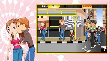 Screenshot of Surprise Kiss