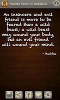 Screenshot of Buddha Quotes & Buddhism Free!