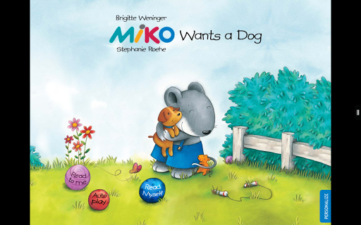 Miko: Wants a Dog