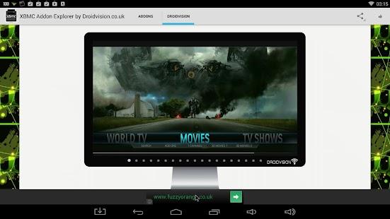 【免費媒體與影片App】XBMC ADDONS EXPLORER-APP點子