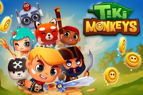 Tiki Monkeys - screenshot thumbnail