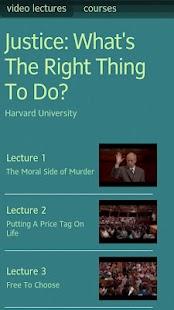 Pocket University: Law- screenshot thumbnail