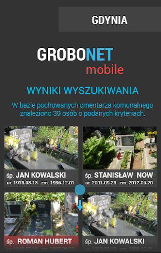 Grobonet MOBILE Gdynia