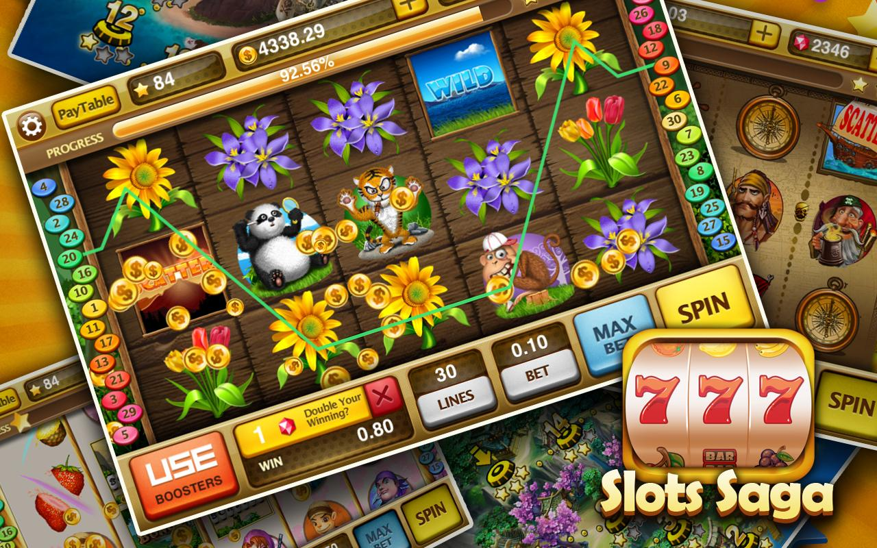 Slots Neverland - Best Casino - screenshot