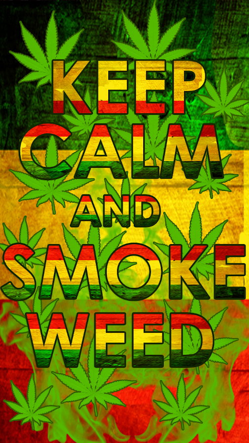 smoke weed live wallpapers