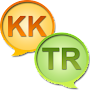 Kazakh Turkish Dictionary + APK icon