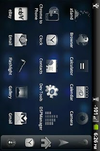 ADWTheme Faded - screenshot thumbnail