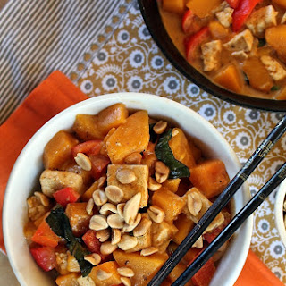 Peanut Pumpkin Curry