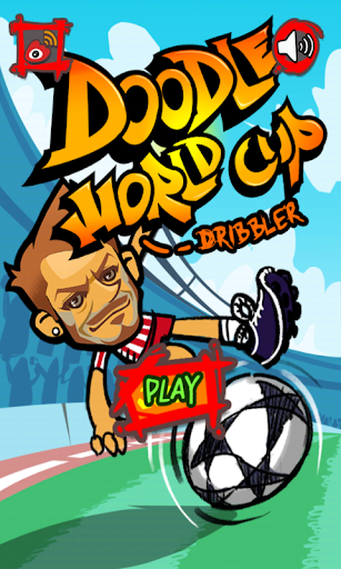 DoodleWorldCup - Dribbler