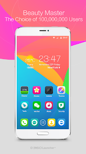 360 Launcher-Fast, Free Themes - screenshot thumbnail