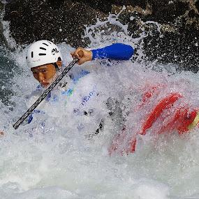 Canoe race by Branko Frelih - Sports & Fitness Watersports (  )