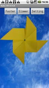 Baby Origami Windmill- screenshot thumbnail