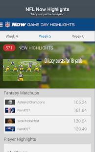 NFL Now - screenshot thumbnail