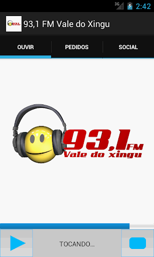 93 1 FM Vale do Xingu